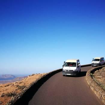 4x4 Tour: Lanzarote North Route