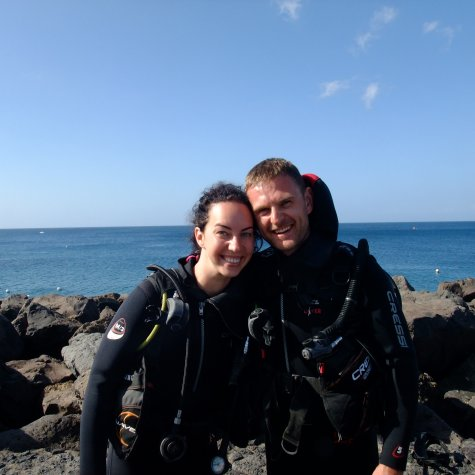 Scuba Diving Certificate