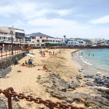 Playa Blanca Market