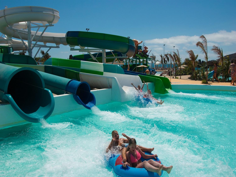 Aqualava waterpark for Swimming pool repairs costa blanca