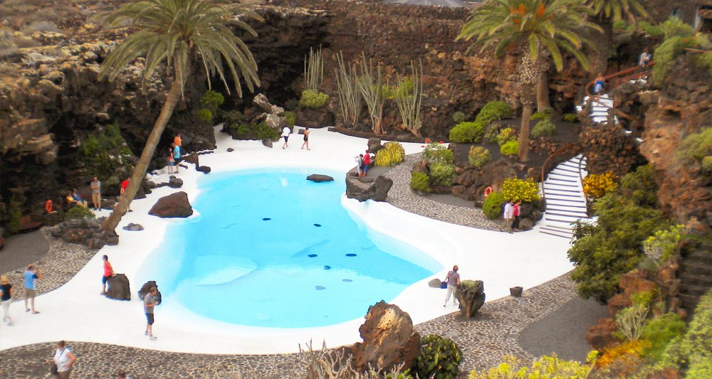 excursion Jameos del Agua Lanzarote